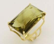 anel feminino green gold ouro amarelo 18k 750 (5)