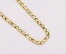 Corrente Elos Grumet Ouro Amarelo 18k 750 (2)