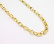 Corrente 50 gramas Ouro 18k 750 (1)